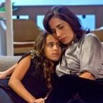 """2012 - """"As Brasileiras"""" como Ângela Cristina, no episódio: """"A Mãe da Barra"""" (Fotos: divulgação)"""