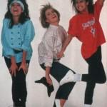 """Os exageros e o """"visual"""" poderoso, dos anos 80 refletiam o que aquela sociedade passava. (Foto: divulgação)"""