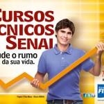 Curso gratuito de Processos Industriais SENAI Bahia