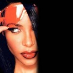 Aaliyah Dana Haughton, atriz americana e modelo morreu em um acidente de avião aos 22 anos. (Foto: divulgação)