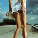 Meia-calça que combate celulite