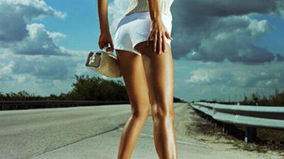 Meia-calça que combate a celulite sem maiores esforços.