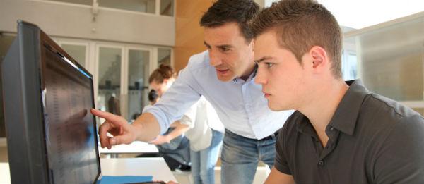 Professor e aluno ganham mais agilidade facilitando o acesso ao boletim (Foto: Divulgação)