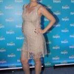 A apresentadora está grávida pela terceira vez. (Foto: divulgação)