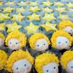 Cupcakes do Pequeno Príncipe.
