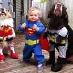 Fantasia de Super Homem (Foto: divulgação)