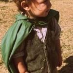 """Fantasia de Frodo do filme """"Senhor dos Anéis"""". (Foto: divulgação)"""