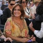 Com um sorriso encantador, Susana cativa seus fãs. (Foto: divulgação)