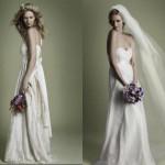 Os véus longos e as tiaras são complementos ideais nos vestidos de noiva. (Foto: divulgação)