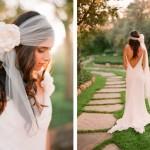 Muitas noivas sonham em casar com vestidos de antigamente, eles combinam com casamentos no campo, na praia, na areia, enfim é bem romântico. (Foto: divulgação)