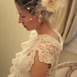 Vestido de noiva chique e requintado. (Foto: divulgação)