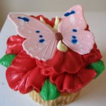 A receita tradicional do cupcake é preparada com manteiga, açúcar, ovos e farinha. (Foto: divulgação)