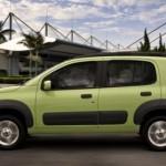O Kit HSD passa a ser oferecido de série nas versões Way 1.4 e Sporting 1.4 do Fiat Uno 2013