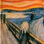 """""""O Grito"""", obra de Vincent Van Gogh. (Foto: divulgação)"""
