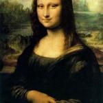 """""""Monalisa"""", obra de Leonardo da Vinci. (Foto: divulgação)"""
