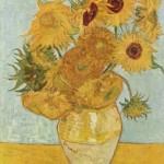"""""""Os Girassóis"""", obra de Vincent Van Gogh. (Foto: divulgação)"""