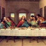 A Última Ceia, obra de Leonardo da Vinci. (Foto: divulgação)