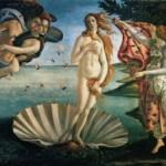"""""""O Nascimento de Vênus"""", obra de Sandro Botticceli. (Foto: divulgação)"""