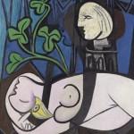 """'Nu, folhas e busto"""", obra de Pablo Picasso, 1932. (Foto: divulgação)"""