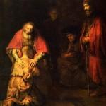 """""""O Retorno do Filho Pródigo"""" de Rembrandt.  (Foto: divulgação)"""