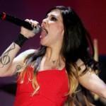 Pitty é uma importante representante do Rock brasileiro. (Foto: divulgação)