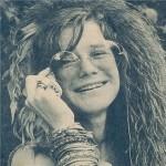 Janis Joplin é considerada a Rainha do Rock N' Roll. Alcançou proeminência no fim dos anos 60 como vocalista da Big Brother and the Holding Company e, posteriormente, como artista solo, acompanhada de suas bandas de suporte, a Kozmic Blues e a Full Tilt Boogie. (Foto: divulgação)