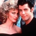 Grease - Nos Tempos da Brilhantina - Danny (John Travolta) e Sandy (Olivia Newton-John).