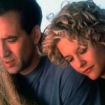 Cidade dos Anjos - Seth (Nicolas Cage) e Meg (Maggie Rice).