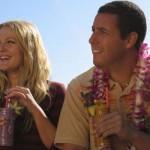 Como se fosse a primeira vez - Henry (Adam Sandler) e Lucy (Drew Barrymore).