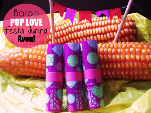 Os batons da AVON são perfeitos para o mês de junho e todas as festas (Foto: Divulgação)