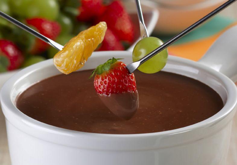 Fondue de chocolate mundodastribos todas as tribos em um nico lugar - Fondue de chocolate ...