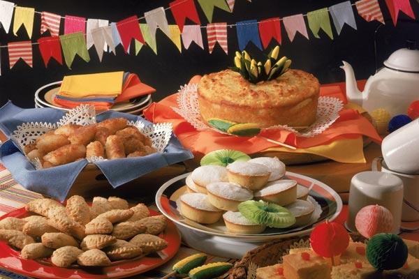 As festas Juninas são recheadas de pratos típicos (Foto: Divulgação)