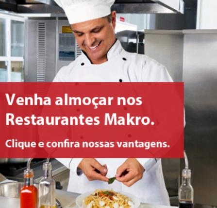 Restaurantes Makro (Foto: Makro)