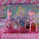 Decoração da Barbie Para Festa Infantil