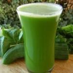 Suco verde desintoxicante: como fazer