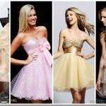 Os modelos curtos, as saias com textura e menor comprimento deixam o look mais jovial e atendem as expectativas de garotas moderninhas. (Foto: divulgação)