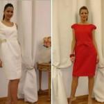 A roupa do casamento civil deve passar uma simplicidade sofisticada. (Foto: divulgação)