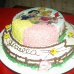 Os bolos são o centro das atenções nas festas de aniversários. (Foto: divulgação)