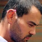 Carmo Dalla Vecchia usa piercing na orelha. (Foto: divulgação)