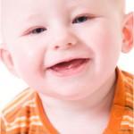 Não importa o tamanho do bebê, o seu sorriso é sempre sincero. (Foto: divulgação)