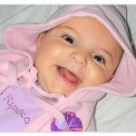 O sorriso de um bebê é o mais sincero presente que uma mãe pode receber. (Foto: divulgação)