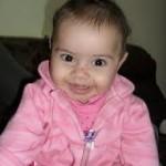 Uma carinha engraçadinha e um sorriso maroto conquista qualquer um. (Foto: divulgação)