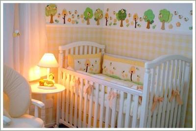 O quarto do bebê deve ser preparado com muito carinho e dedicação. (Foto: Divulgação)