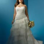 Esse modelo é ótimo para casamentos diurnos ou realizados no verão.  (Foto: divulgação)