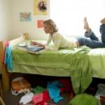 Como deixar o quarto organizado