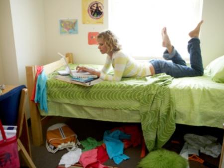 É impossível ficar em um ambiente desorganizado. Foto:(Divulgação)