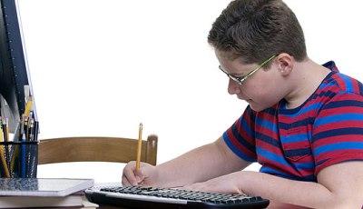 As crianças precisam de autonomia para estudarem com segurança. (Foto: Divulgação)