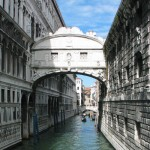 A Ponte do Suspiro - Veneza (Foto: divulgação)