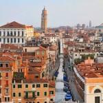 Veneza, nascida das ilhas selvagens de uma laguna. (Foto: divulgação)
