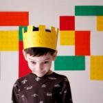 O tema Lego promete deixar a festa divertida, alegre e colorida.